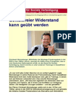 2014-06 Christoph Wonneberger - BSV und Interview zum Dt Nationalpreis