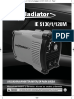 Ie 5130-1-120m Gladiator Manual