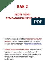 Teori Pembangunan Ekonomi-Adam Smith