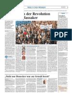 2014-09 Zur Revolution 1989 Mannheimer Morgen