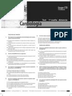 Test de Cardiología - Preguntas(01)