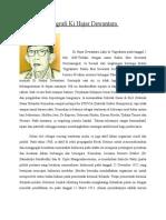 Biografi Ki Hajar Dewantara Koming
