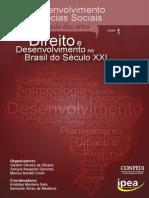 Direito e Desenvolvimento no Brasil do Sec XXI