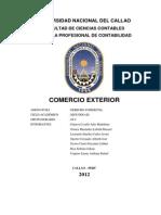 ) Derecho Comercial