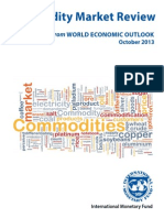 Impact of Commodity Price Slowdown on Growth 2013