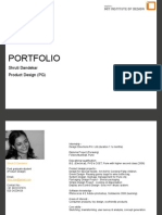 Shruti Dandekar Product Design (PG)