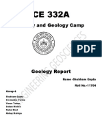 CE332A Report