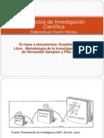 proyectodeinvestigacinrobertohernandezsampieri77ppt-130717021039-phpapp01