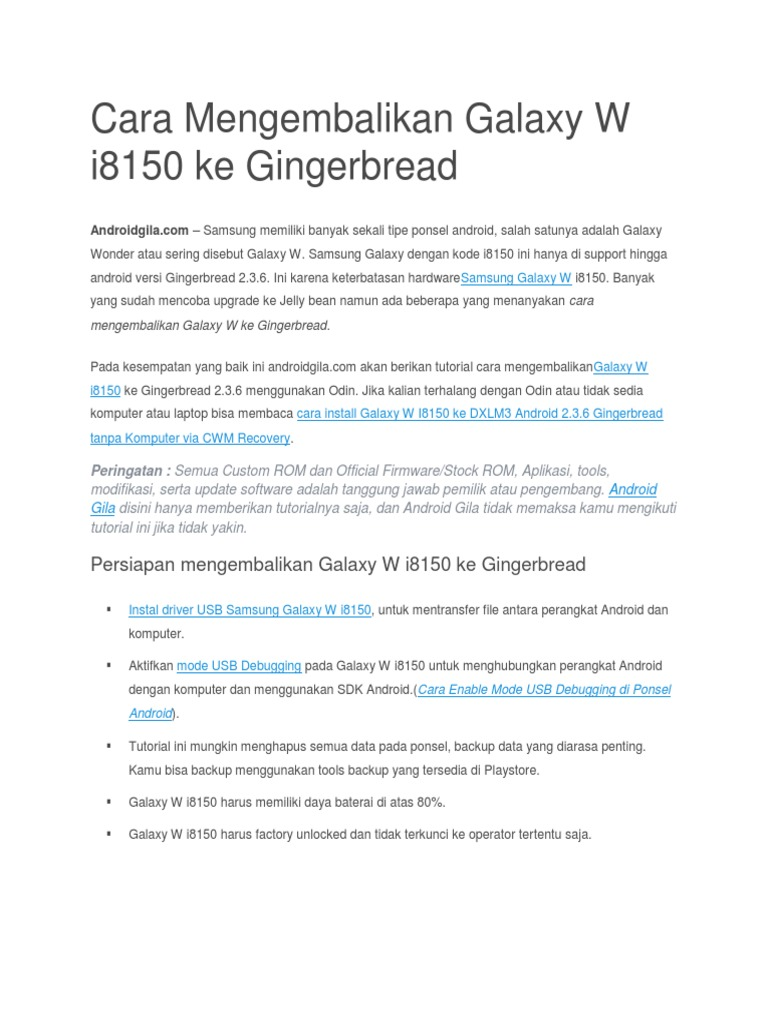 2. 3 gingerbread samsung usb driver for windows 10 android.