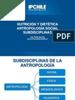 NDAS - Presentación N° 2 - Subdisciplinas de la antropología