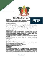 Guardia Civil 2014