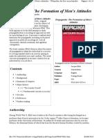 _ Propaganda - The Formation of Men's Attitudes