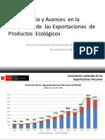 Competencia y Avances en La Promocion de Las Exportaciones de PE