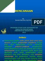 Ds. Perencanaan Strategis2013