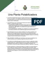 01. Planta Potabilizadora