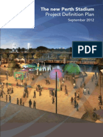 DSR Perth Stadium Project Plan