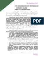 Programa Habilidades Sociales Del VC