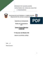 Resumen Modelo OSI