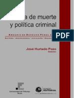Hurtado Pozo Jose - Pena de Muerte Y Politica Criminal
