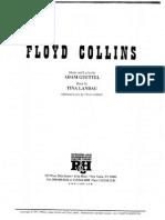 Floyd Collins Libretto
