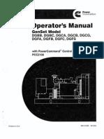 Power Generation Op Manual