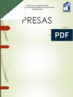 PRESAS Presentación
