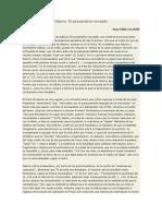 Juan Pablo Lucchelli - Adorno - El Psicoanálisis Revisado