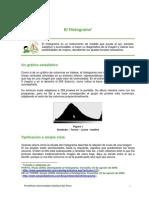 Histograma - Gregorio Sifuentes Pinedo