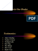 Christ Our Healer Edited