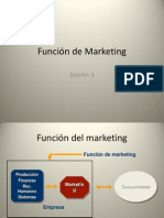 Sesion 2 - Funcion de Marketing