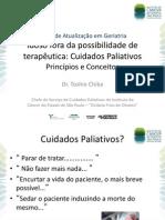 Cuidados Paliativos Curso de Especialiazcao Geriatria - 28-10-2013 (1)