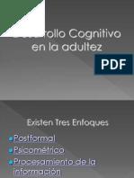 Clase 4 Desarrollo-Cognitivo Postformal