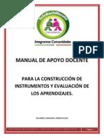 Manual Apoyo Al Docente Bachillerato