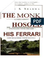 Robin S. Sharma -The Monk Who Sold His Ferrari