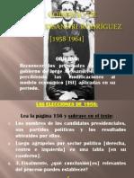 3. El Gobierno de Jorge Alessandri Rodríguez