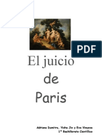 El Juicio de Paris