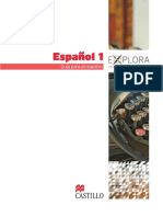 Español Guia Bloque 1 Castillo