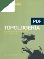 NASIO, Juan D., Topologería