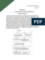 Síntesis de Ácido Benzoico (Reacción Del Haloformo)