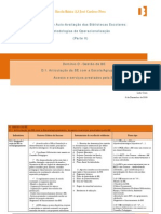 Metodologiias de Operacionalização II Domínio D