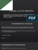 Frank Lloyd Wrigth
