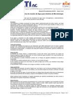 LOG001-Anexo7-Rev0-Toma de Muestra de Agua Para Analisis de Microbiologia