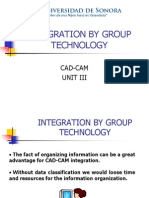Integration by Group Technology