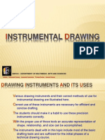 Instrumental Drawing