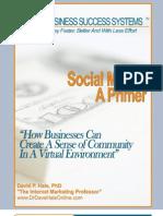 White Paper - Social Media - A Primer
