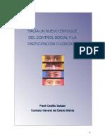 Dinamica Del Control Social