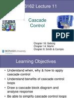 CHE3162.Lecture11 Cascade