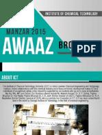 Awaaz Proposal