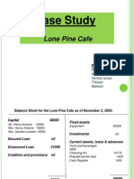 Lone Pine Case