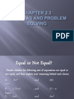 chapter 2 3 - formulas